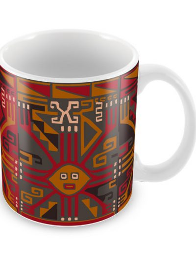 Diseño Nazca vista isometrica